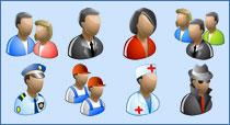 Windows People Icons