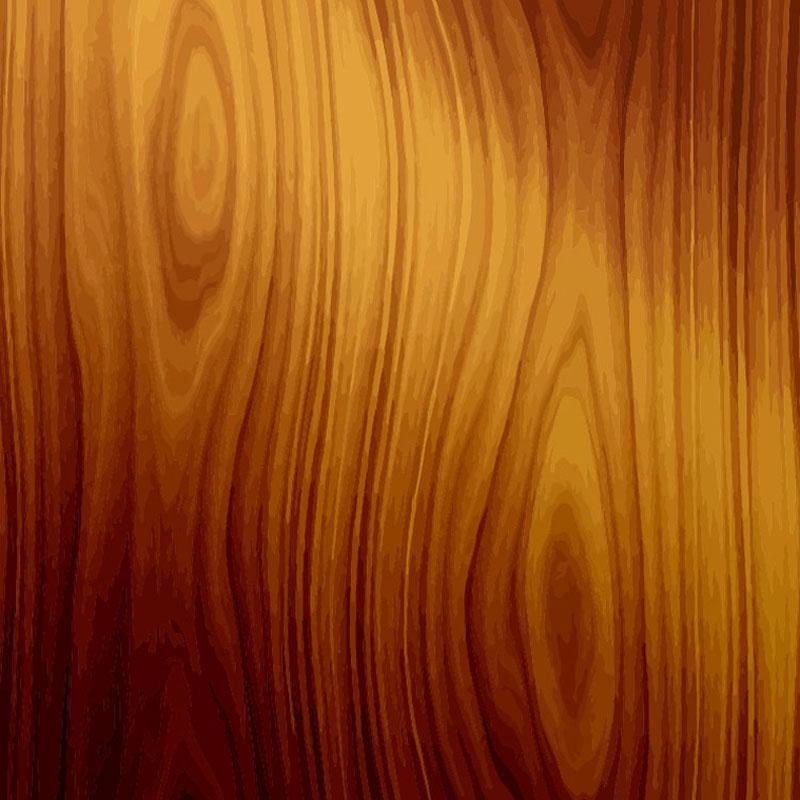 Wood Grain Vector Pattern