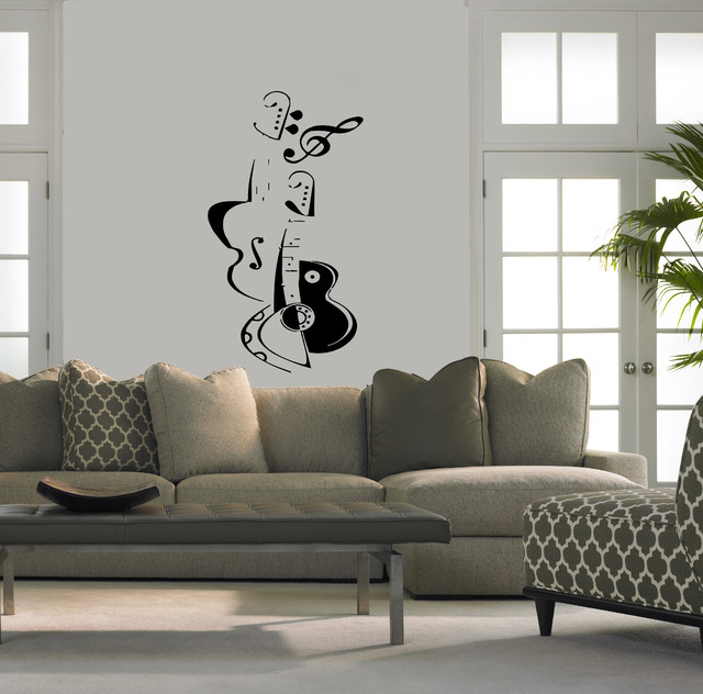 Abstract Wall Murals and Decals