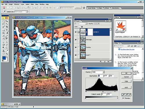7 Adobe Photoshop Elements 2.0 Images