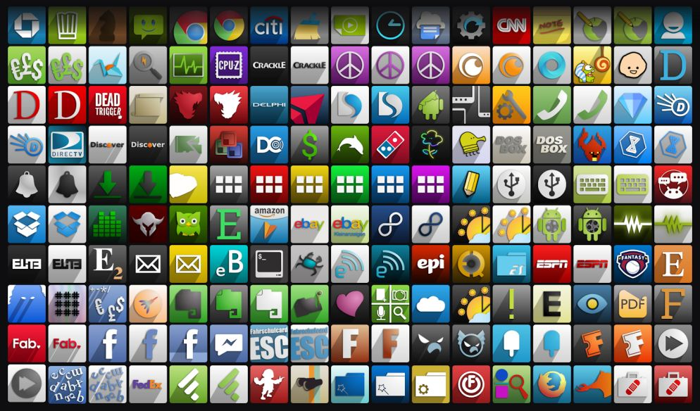 Android App Icons Free Download