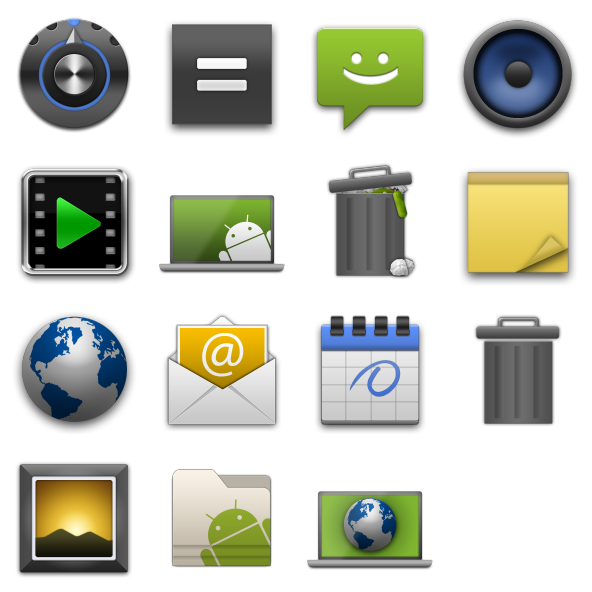 Android Icons Free