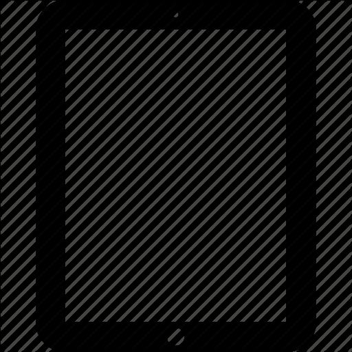 Apple iPad Tablet Icon