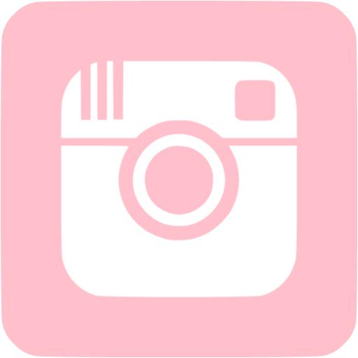 Black and White Instagram Icon