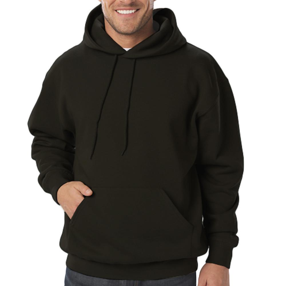 Black Pullover Hoodie Blank Template