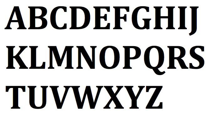 bold fonts alphabet letters - best of alphabet ceiimage