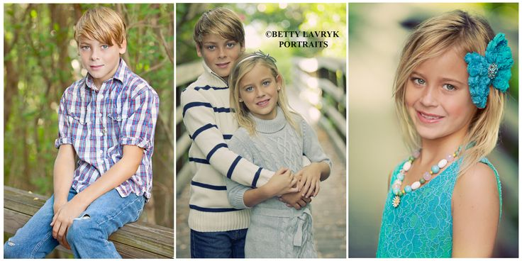 Brother Sister Portrait Ideas