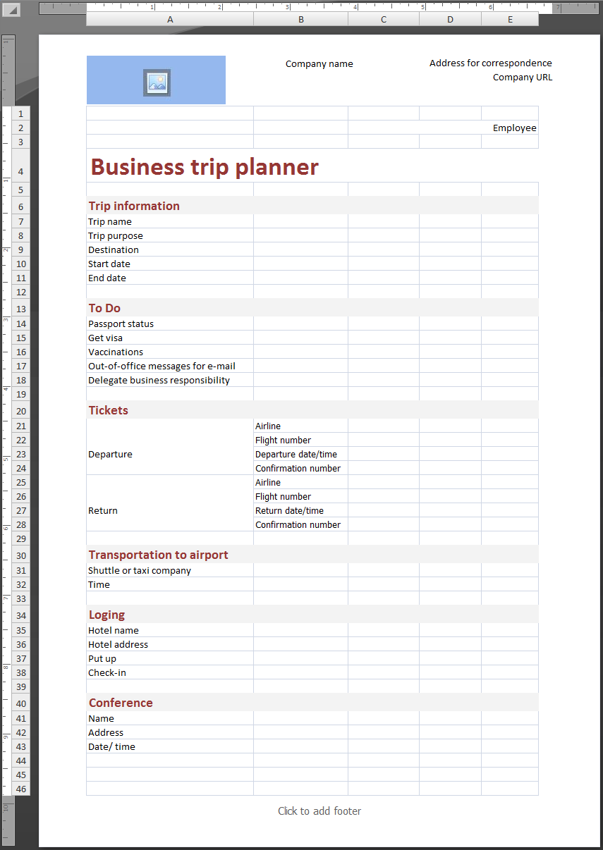 How Do You Write a Business Trip Report?
