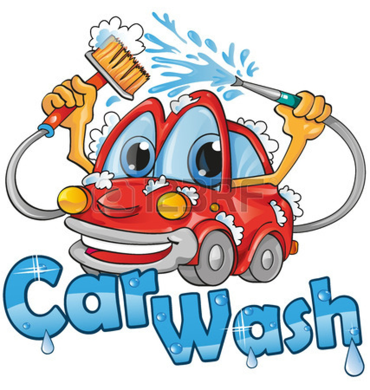 13 Downloadable Car Wash Vector Art Images