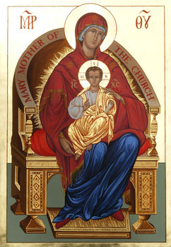 12 New Mary Religious Icon Images