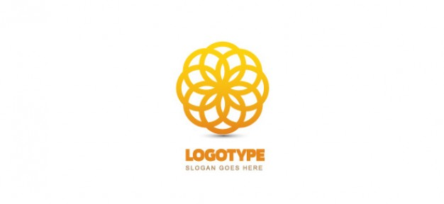 Circle Logo Design Templates Free
