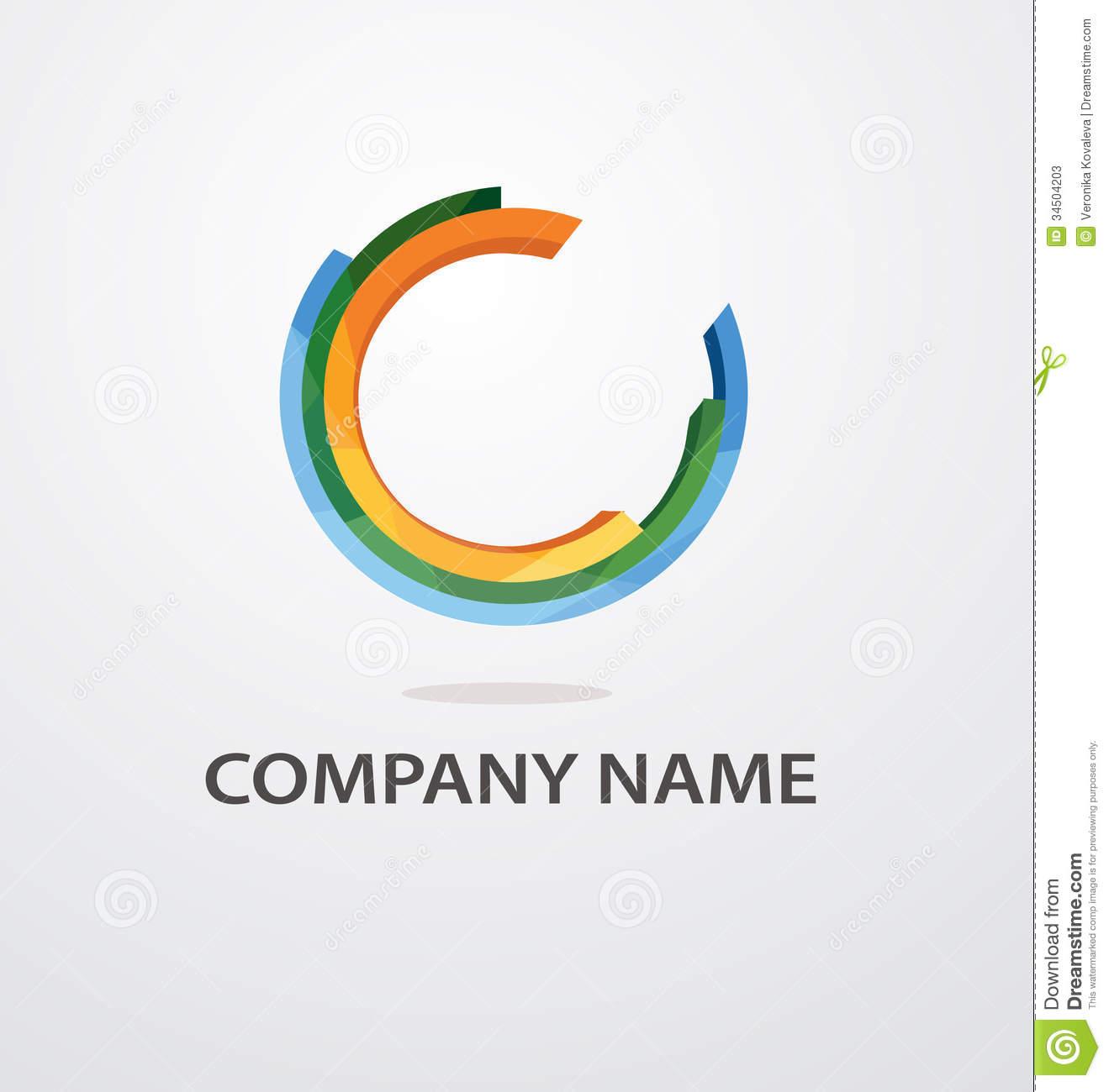 Circle S Logo Design