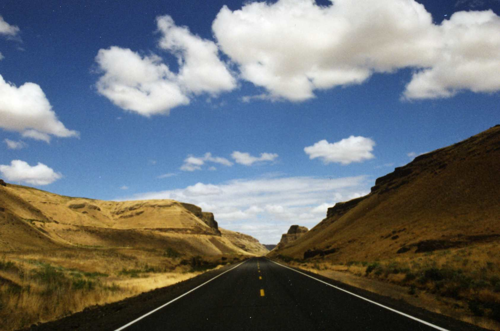 14 Stock Photos Long Roads Images