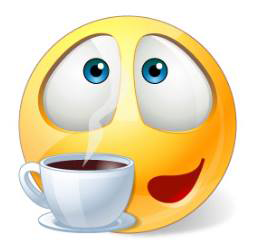 8 Cup Of Coffee Animated Emoticons Images