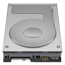 Computer Hard Drive Icon