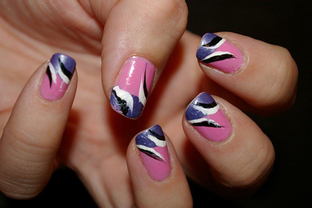 Cool Easy Nail Art Designs