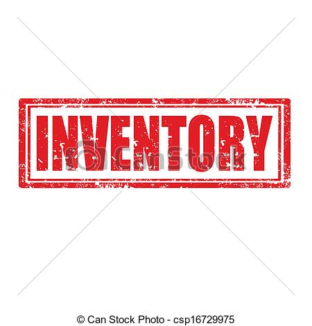 Counting Inventory Clip Art