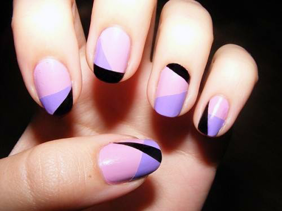 Cute Easy Nail Designs with Steps