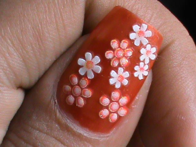 Easy Nail Art Designs at Home