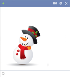 16 Facebook Icon For Snowman Images