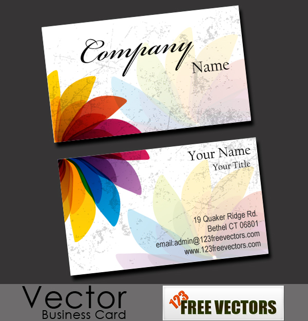Free Business Card Design Downloads