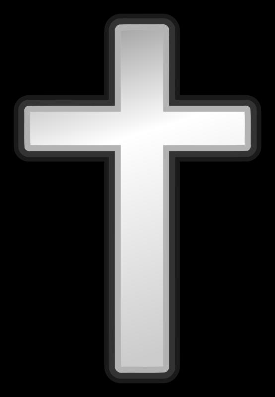 Free Christian Cross Clip Art