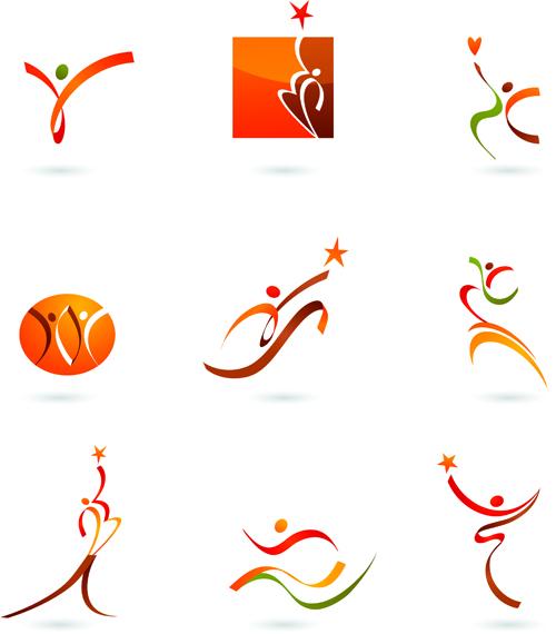 Free Logo People Vectors