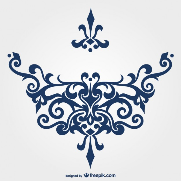 20 Vector Ornament Images