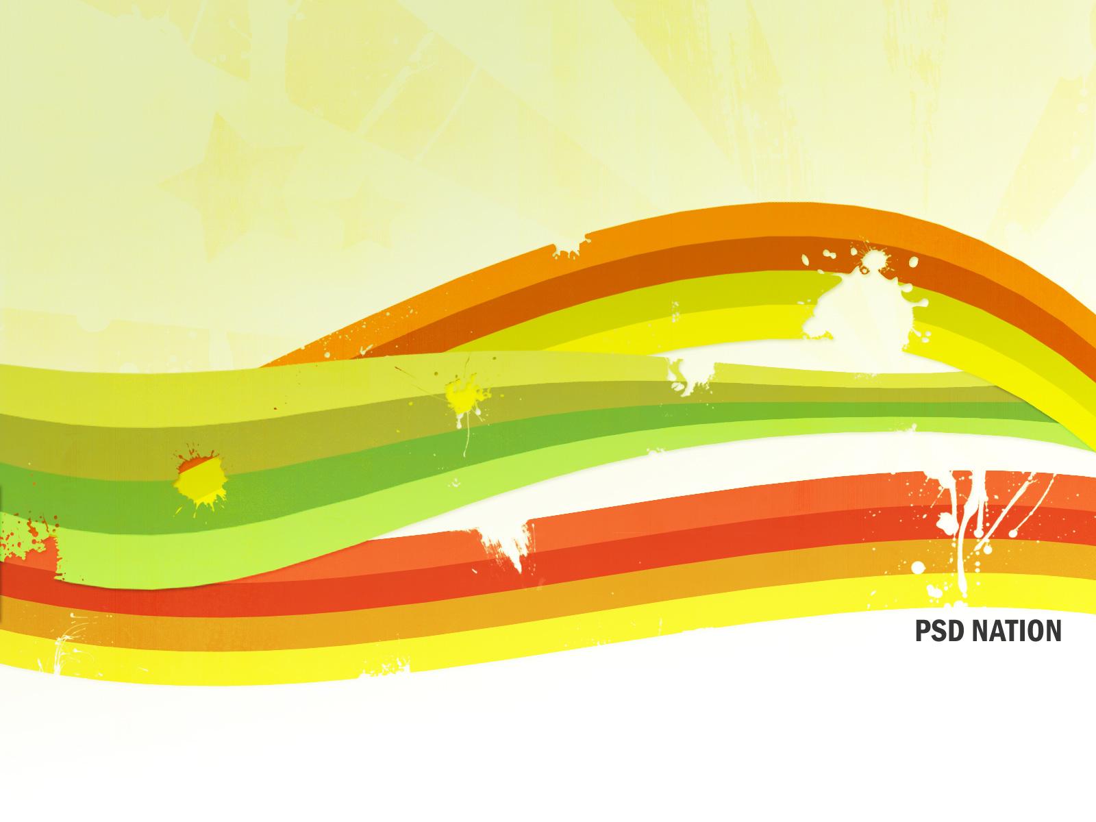 Free Retro PSD Vectors