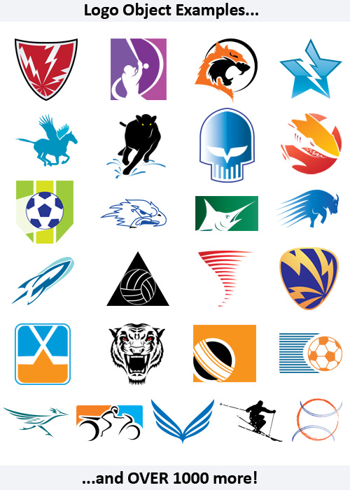 Free Sports Logo Design Templates