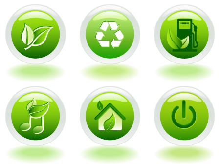 16 Nature Icons Vector Free Images
