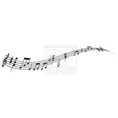Free Vector Music Notes Clip Art