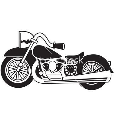 Harley Motorcycle Clip Art