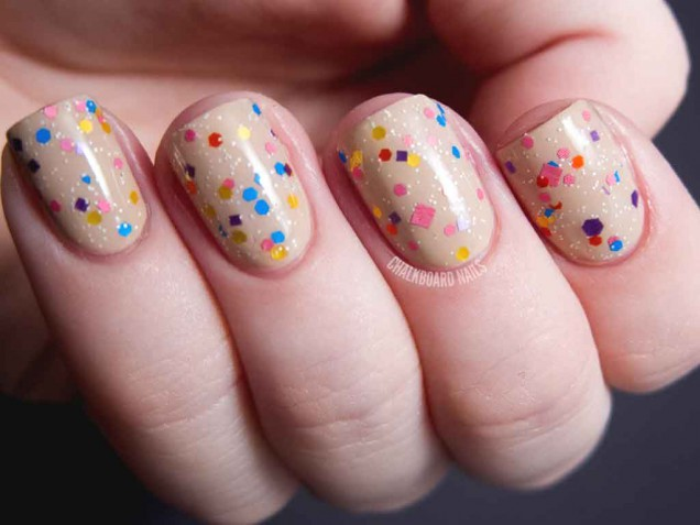 15 Easy To Do At Home Nail Designs Images