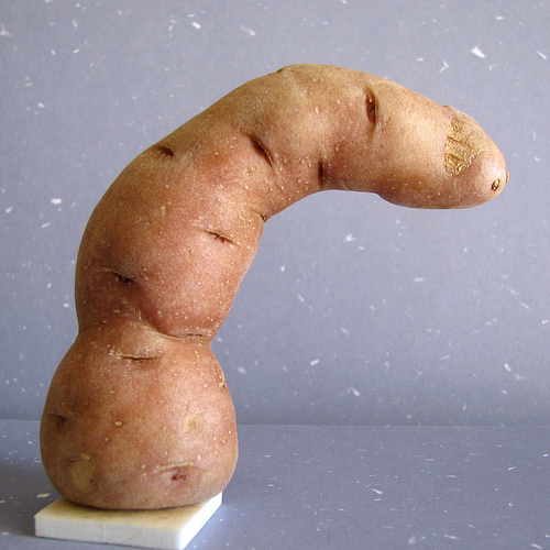 14 Potato Weird Stock Photos Images