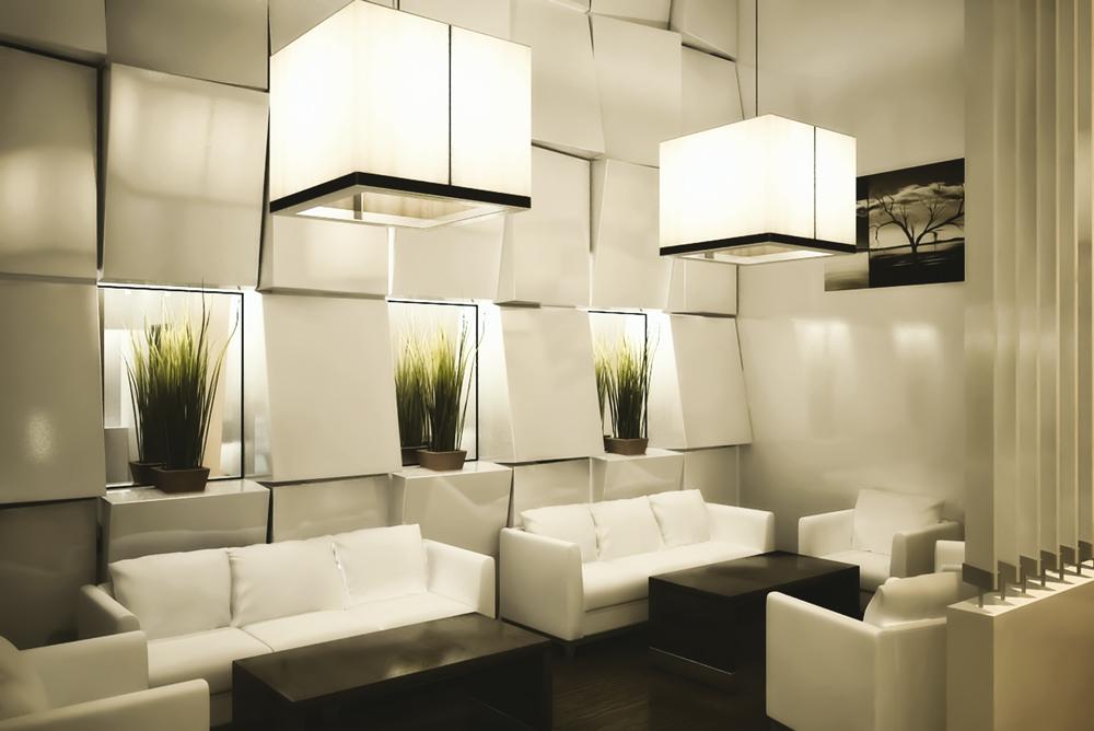 Industrial Commercial Interior Design