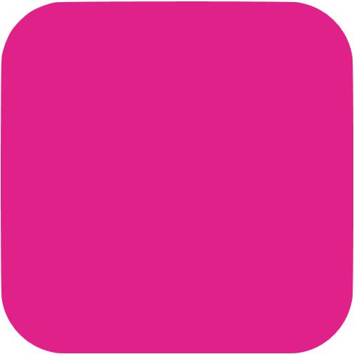 iOS App Icons Pink