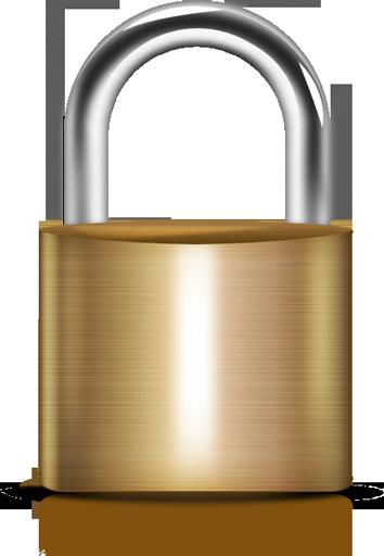13 Lock Icon Files Transparent Images