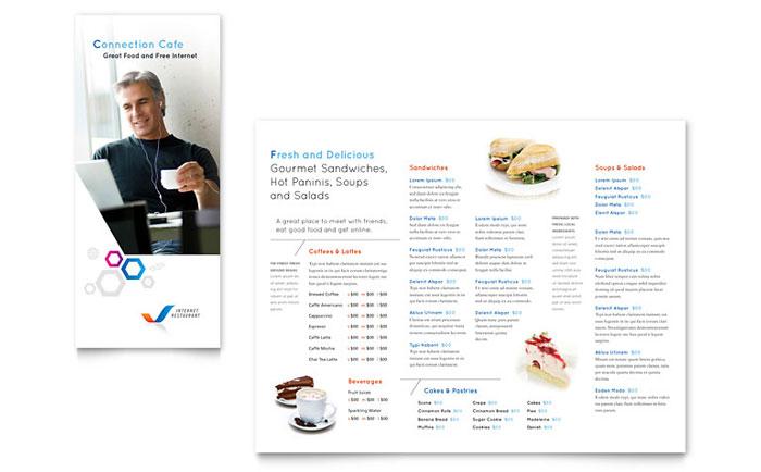 14 Menu Design Templates Free Download Images