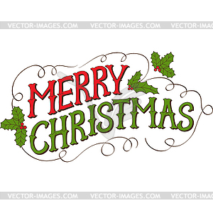 13 Free Merry Christmas Graphics Images