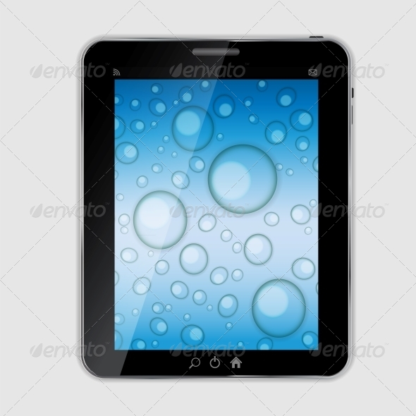 Microsoft Transparent Tablet