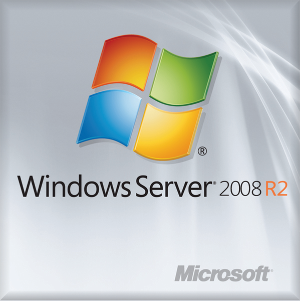 12 Windows Server 2008 R2 Icon Images