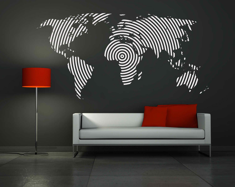19 modern wall graphics images modern wall art stickers modern 3d wall art and modern wall. Black Bedroom Furniture Sets. Home Design Ideas
