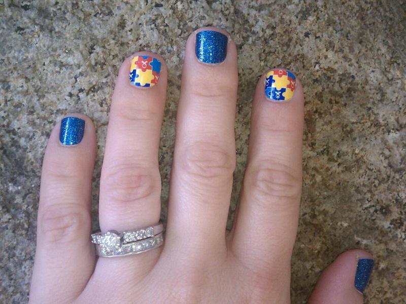 Nail Designs for Short Nails Do at Home