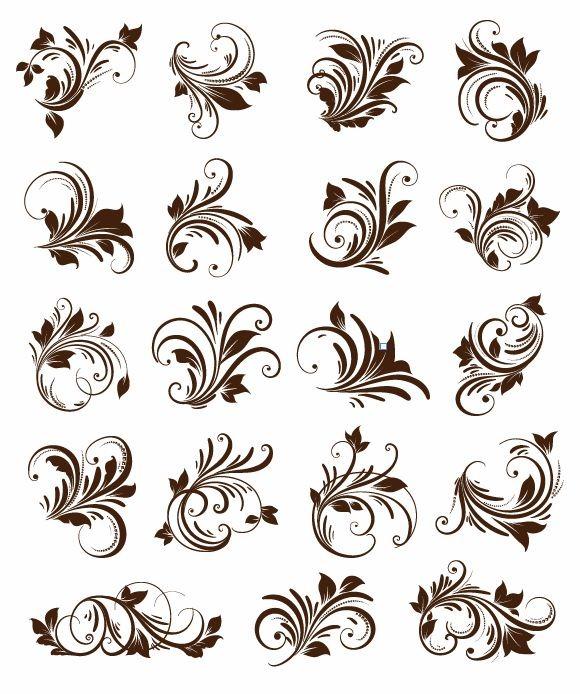 Ornament Vector Art