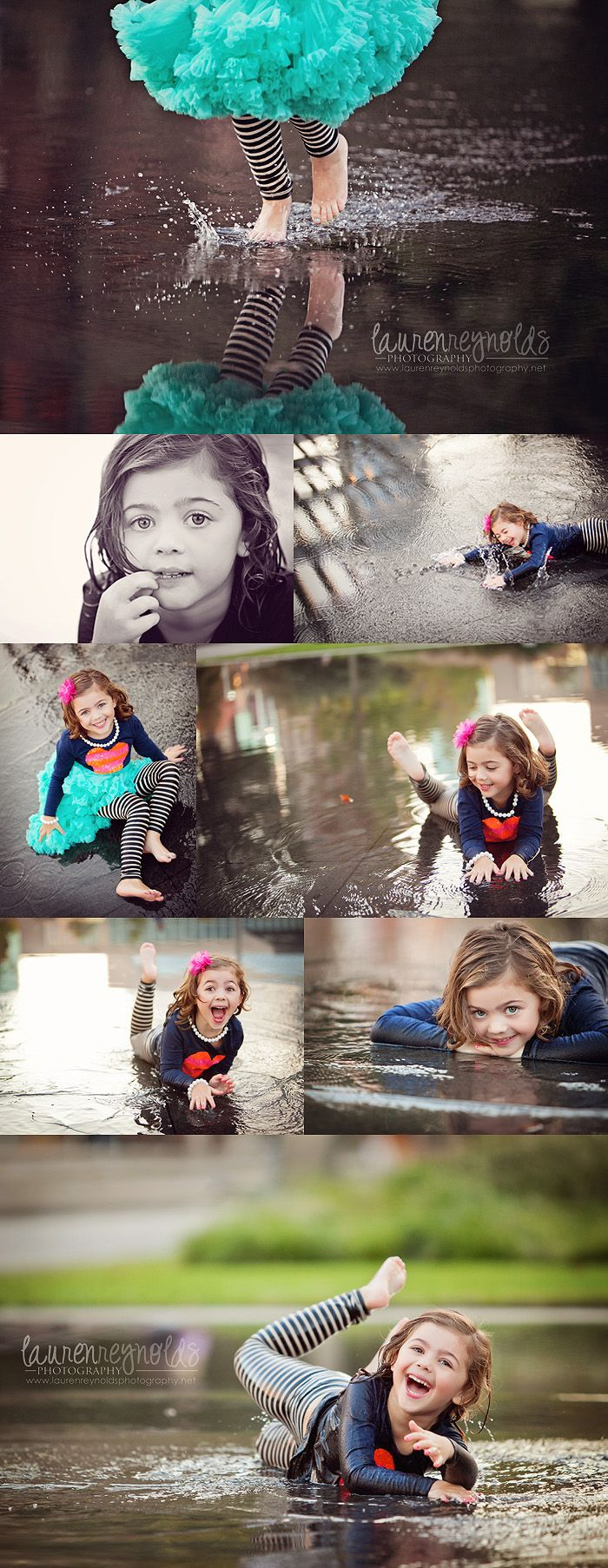 Outdoor Children Photography Ideas