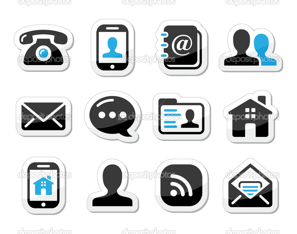 15 smartphone user icon images