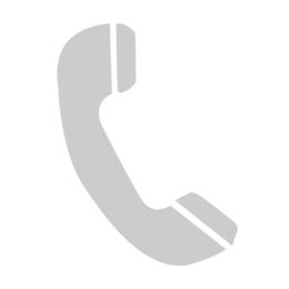 Phone Call Icon Grey