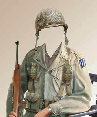 Photoshop Military Templates