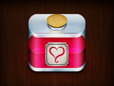 Pink Potion Icon